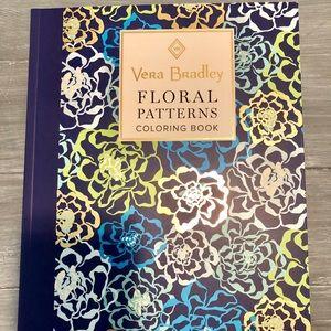 🎃 Vera Bradley Brand New Coloring Book